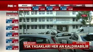 Fatih Portakal ve İsmail Küçükkaya İle Seçim 2015 FOX TV 1 Kısım 7 Haziran 2015 Pazar