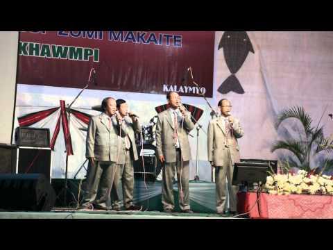 I Ciah Ding Hi Tua Lai Ah, Fishers' Quartet