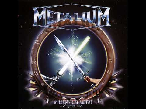 Metalium - Break the Spell