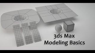 3ds Max Modeling Basics