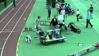 Mateusz Przybylko 2.14m Westdeutsche Hallenmeisterschaften 2011