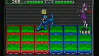 ROCKMAN EXE 2 V3 navi battle1