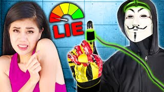 IS LEADER a LIAR? Lie Detector Test Reveals Truth about Project Zorgo Hacker in 24 Hours Challenge!