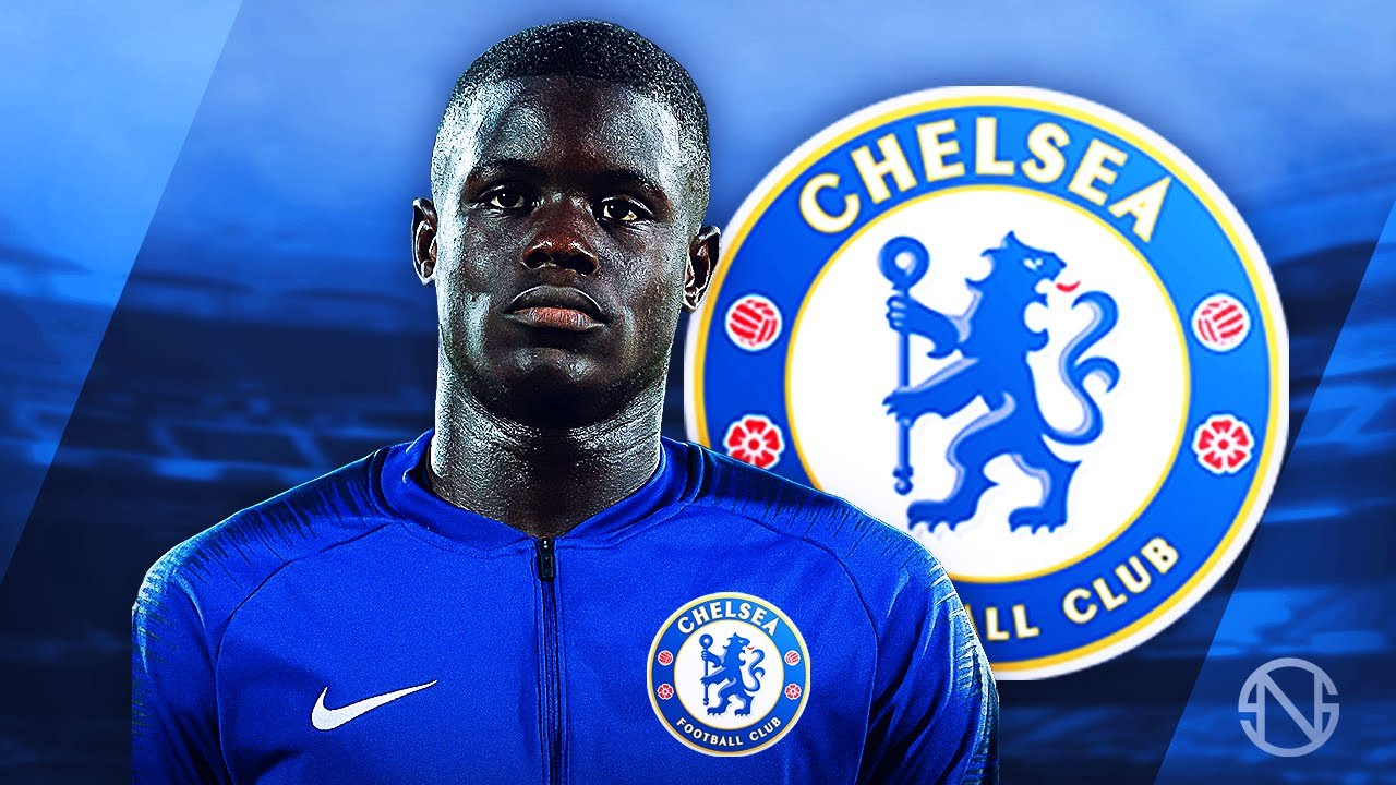 Malang Sarr Welcome To Chelsea Amazing Defensive Skills Passes 2020 Youtube