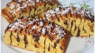 видео Сметанник - простой классический рецепт пирога