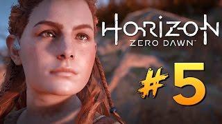 Horizon Zero Dawn - НОЧНАЯ АТАКА И МЕСТЬ НОРА #5