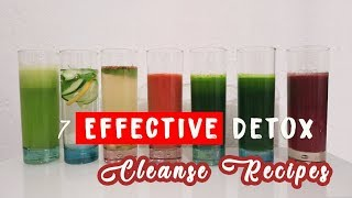 Post Holiday: 3 Day Detox Cleanse