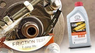 Toyota Advanced Fuel Economy 0W20 Jak skutecznie olej chroni silnik?