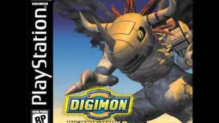 Digimon World OST - Amida Forest (day)
