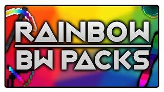 TOP 3 RAINBOW BW TEXTURE PACKS