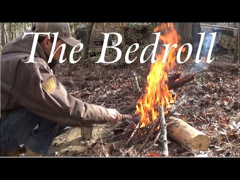 Simple Bushcraft | The Bedroll