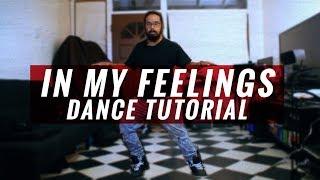 Drake - In My Feelings Hip Hop Dance Tutorial | #GrooveWednesday [Living Room Session]