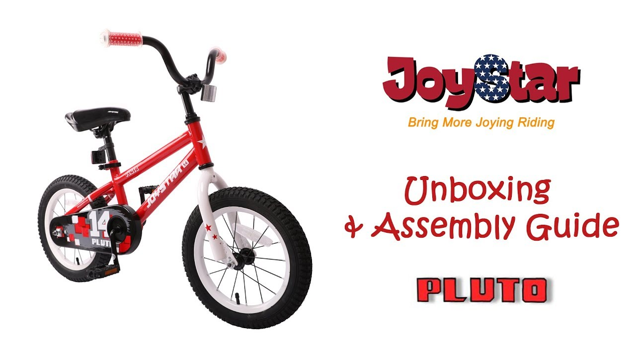 Unboxing and Quick Assembly Instructions for JoyStar Pluto 14