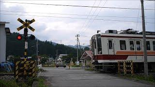 会津鉄道線踏切8