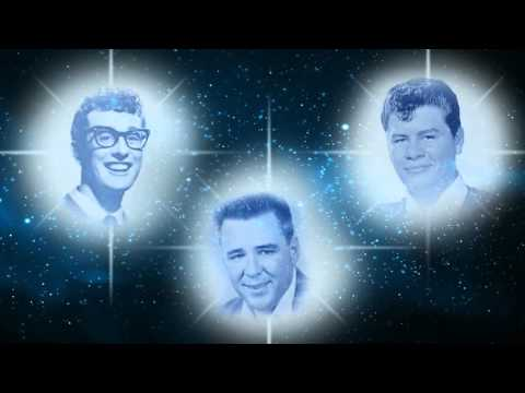 Three Stars   - Eddie Cochran   The Day The Music Died (2-3-59)