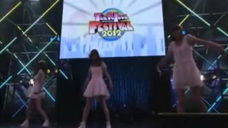 ニコ生より 2012/8/4 Sat TOKYO IDOL FESTIVAL 2012 HOT STAGE 1.ニュー...