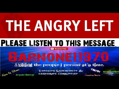 Those on the Left, Please listen to this video. (The right can listen in too). - 동영상