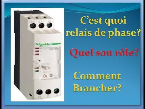 Comment Fonctionne Le Relais De Phase