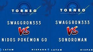 ¡CAMPEONATO DE YOTUBERS!¡RONDA 1 Y 2!-POKÉMON GO