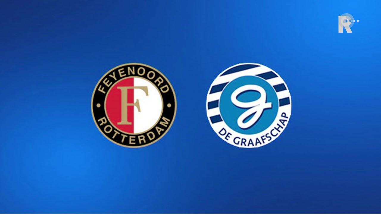 Zo Klonk Feyenoord-De Graafschap (4-0) Op Radio Rijnmond