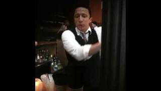 Bartenders at Zed451 in Chicago