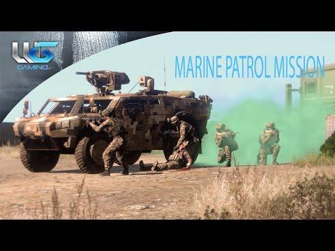 31st MEU - ALIVE Patrol Mission