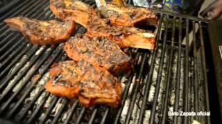 Cocinando con Beto Zapata - Costillas marinadas