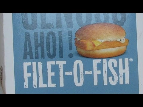 McDonalds Filet-o-Fish