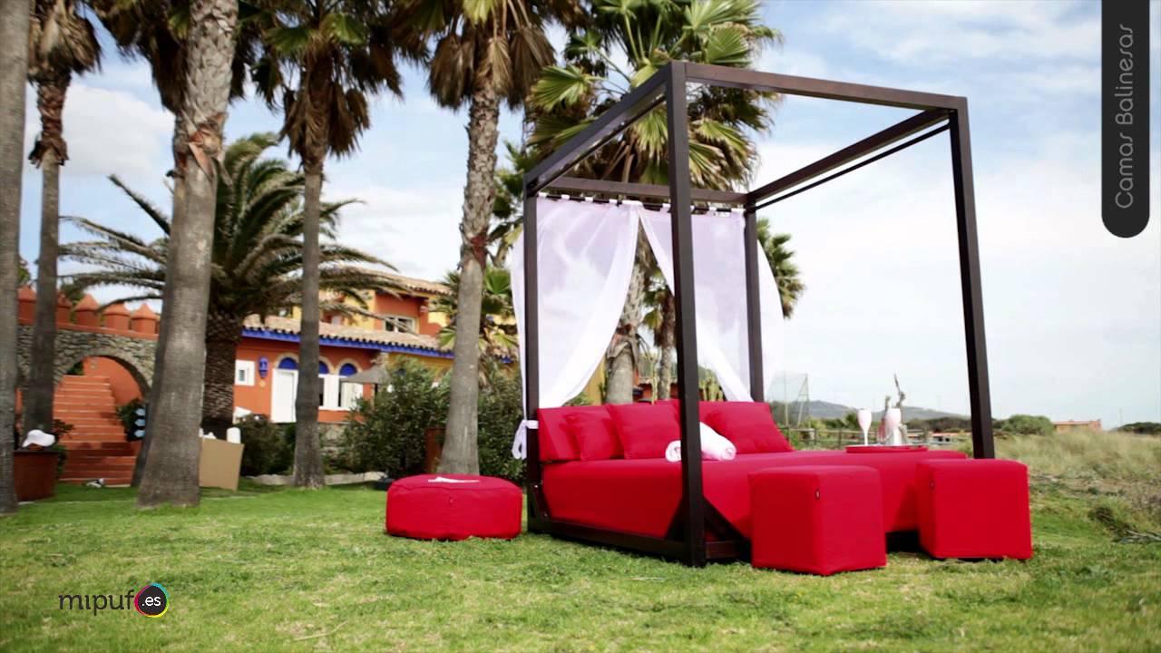 La cama balinesa destinada a disfrutar del m ximo relax for Cama balinesa