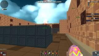 [HD] BrickForce 創世槍神 - C.A反恐特勤 VS 鷹眼精英部隊