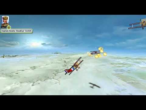 Sid Meier's Ace Patrol Clip |
