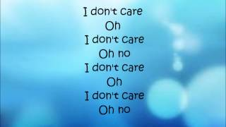 I Don't Care - Cheryl Cole