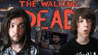 'The Walking Dead: A New Frontier - Episode 5 Trailer REACTION + After Thoughts!
