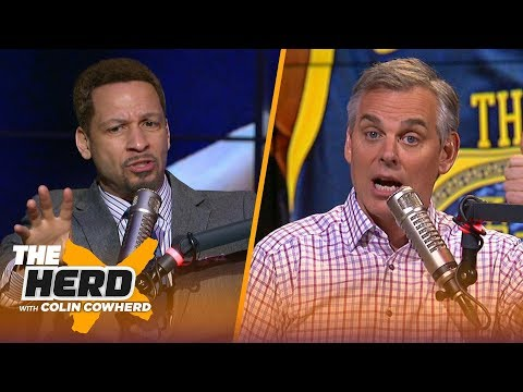 Chris Broussard's advice to KD on how to handle the media, talks trade deadline | NBA | THE HERD thumbnail