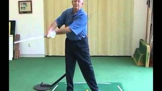 Golf lesson that can change your life - Stop Swaying - by Charlie Sorrell