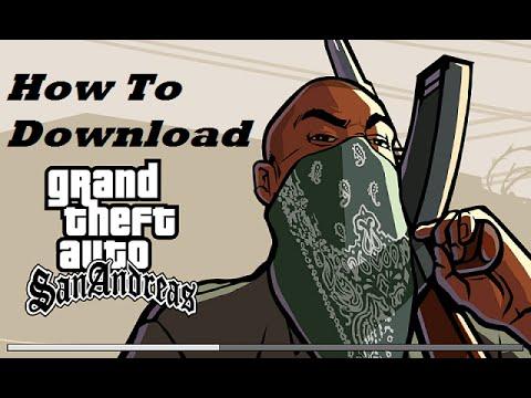 {Hindi} How To Download GTA San andreas