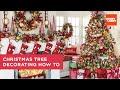 Christmas Tree Decorating How To   Hobby Lobby®