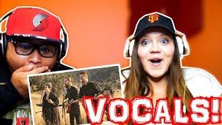 AVRIEL & THE SEQUOIAS - HEY YA | REACTION 2017!