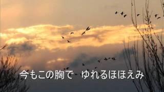 小林旭さん曲の中でも昔懐かしい「北へ」をカラオケで唄いました。