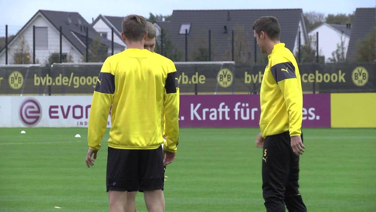Vorbericht zum BVB-Spiel gegen Borussia M'gladbach