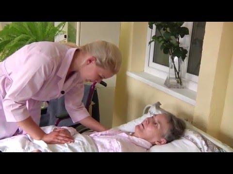 Уход за пожилыми, больными людьми - часть 3