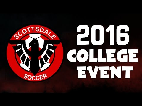 2016 Blackhawks College Event