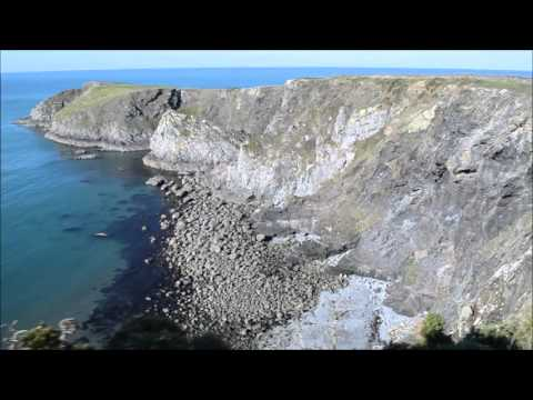 Experiencing Pembrokeshire's Coast Path in Wales