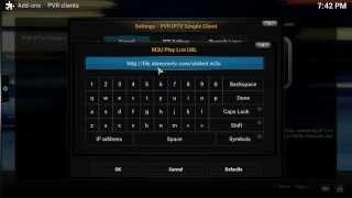 Video New xbmc IPTV pvr simple client link 2-2- 2015. Over 1,300 channels .m3u download MP3, 3GP, MP4, WEBM, AVI, FLV Juni 2018