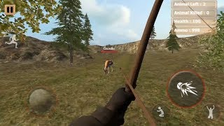 Archery Jungle Hunting 3D   Android Gameplay   Friction Games