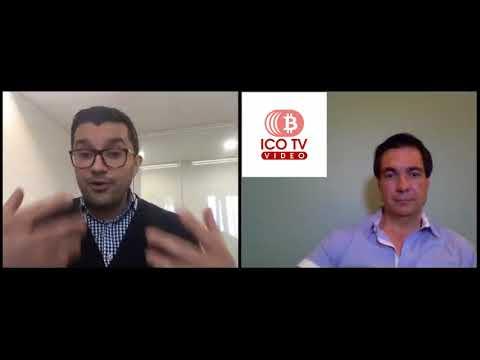 ICOHeadStart ICO Interview // ICO TV VIDEO