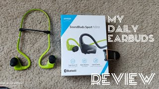 Sound buds Sport NB10 Review