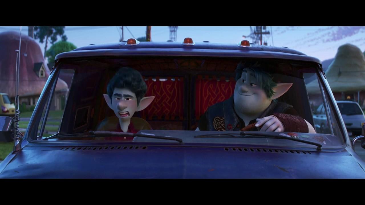 En Avant Le Prochain Film Des Studios Pixar A Sa Bande Annonce