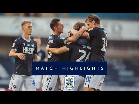 Millwall Huddersfield Goals And Highlights