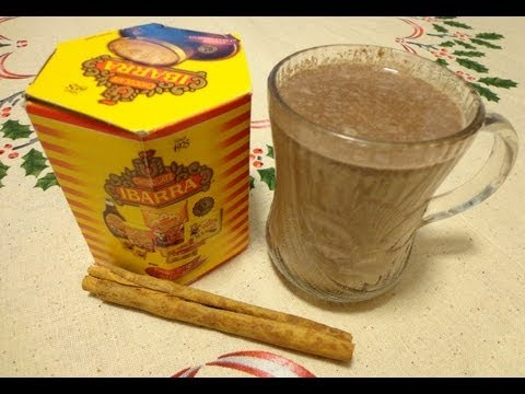 How To Make Mexican Hot Chocolate Youtube